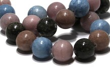 Jade Edelstein Perlen - Nephrit