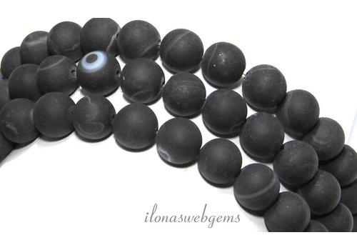 Onyx kralen mat rond ca. 10mm
