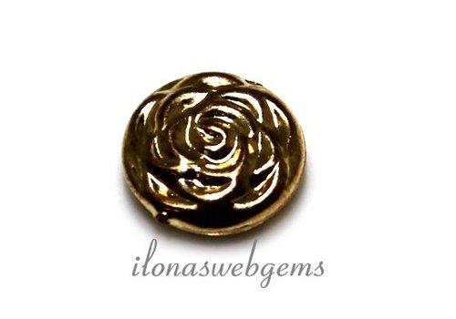 14k/20 Gold filled kraal roos