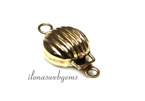 Gold filled box clasp