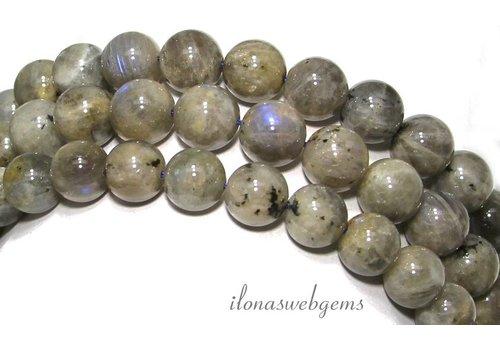 Labradorite beads approx 10mm