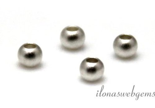 Sterling silver spacer / bead mat approx 2.5mm