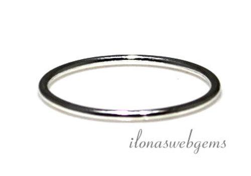 Sterling zilveren ring