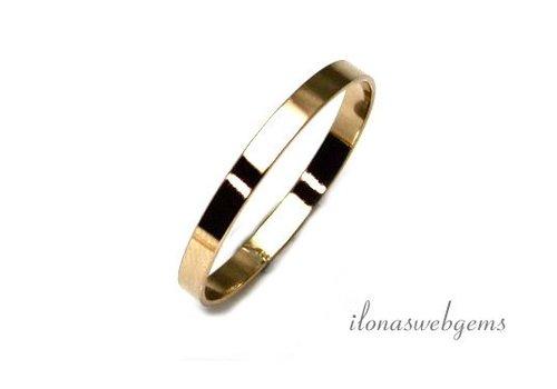 14K / 20 Gold, das gefüllt Ring