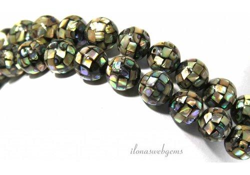 Abalone Perlen ca. 14mm