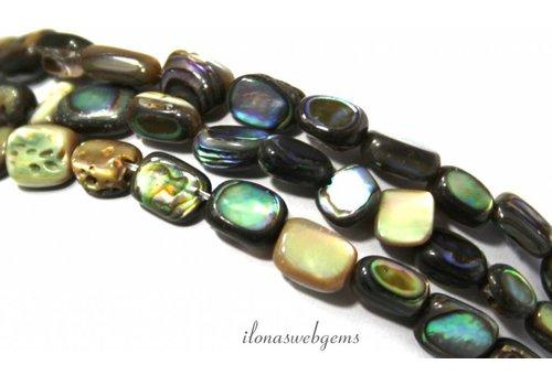 Abalone Perlen um 4-7mm
