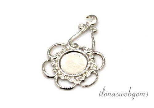 Sterling silver chandelier