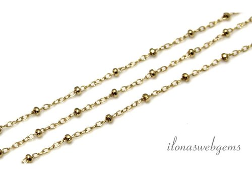 10cm 14k / 20 gold filled chains / chain