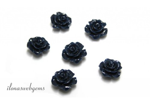 Coral Rose 13mm