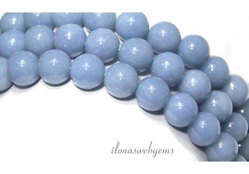 Angelite Perlen ca. 10mm