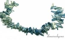 Perlmutt Perlen ca. 28x5mm