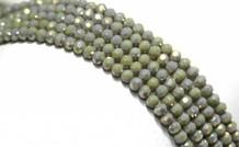 Swarovski Kristall-Perlen Stil etwa 4.5x3.5mm