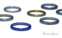 5 stuks Agaat ring mix