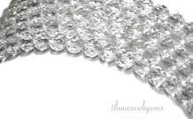 Strass facettierten Perlen um etwa 6 mm