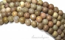 Sunstone Perlen etwa 8mm