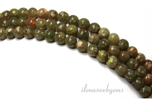 Riolite beads around 4.5mm