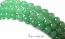 Aventurine Perlen etwa 8mm
