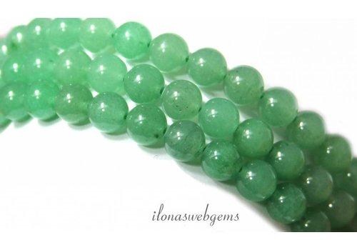 Aventurine beads around 10mm