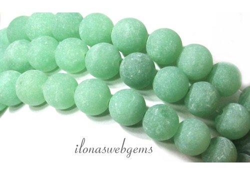 Aventurine bead mat around 10mm