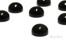 Obsidian Cabochon 12mm