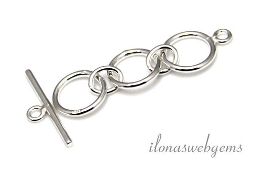 Sterling Silver kapittelclasp
