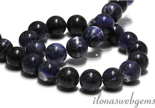 1 Dumortieriet bead around 14mm
