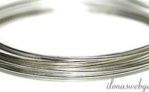 1cm Sterling Silber-Draht-Standard. 0.5mm / 24GA