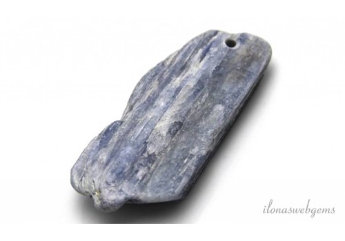 Kyanite pendant about 47x6mm
