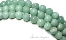 Amazonit Perlen etwa 8mm