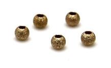 Gold gefüllte Perlen