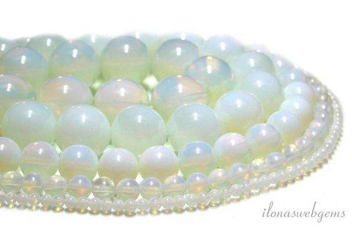 Opalite beads around 12mm