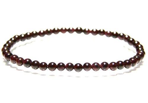 Grenade beads bracelet app. 4mm