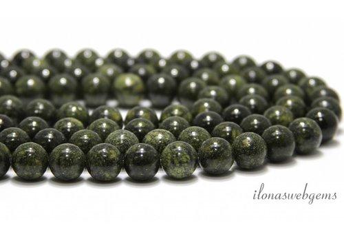 Serpentine Perlen ca. 12mm