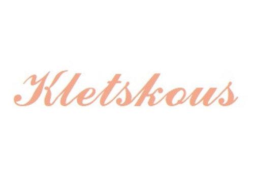 Vermeil name pendant Kletskous