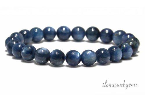 Kyanite Perlen Armband um 7mm AA Qualität