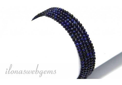Lapis Lazuli kralen rond ca. 1,5-2mm