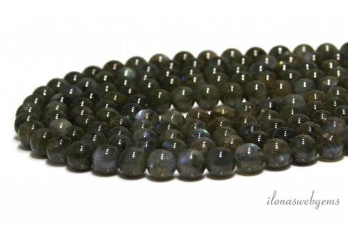Labradorite beads around 8mm - Copy