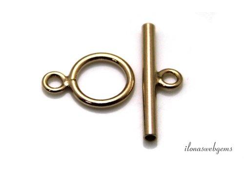 Vermeil Verschluss ca. 14 mm