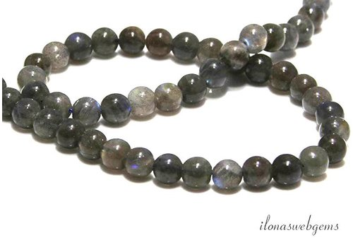 Labradorite beads around approx 8mm AA quality