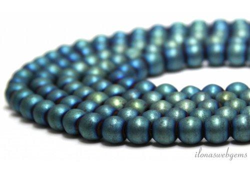 Hematite beads ca. 10mm