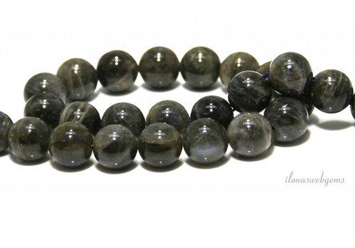 Labradorit Perlen 14mm ca. A Qualität