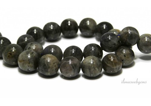 Labradorite beads around 14mm