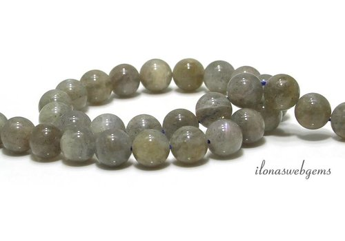 Labradorite beads approx 10mm