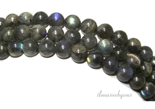 Labradorite beads around 8mm A quality