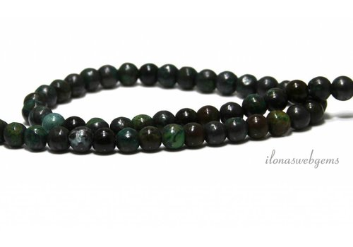 New African turquoise beads ca. 8mm