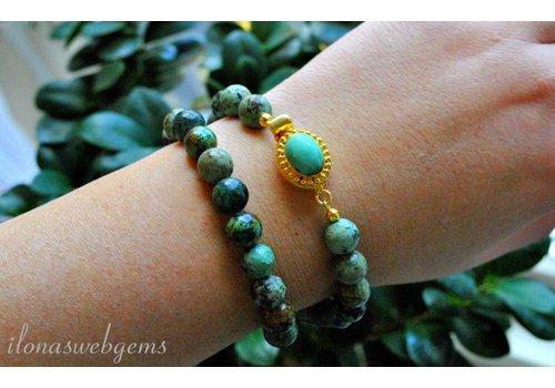 Inspiration: Bracelet with box lock