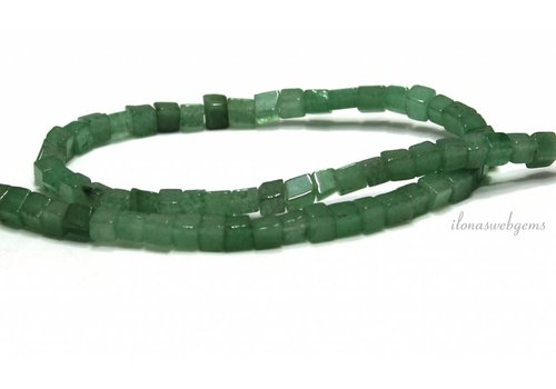 Aventurine beads about 5mm
