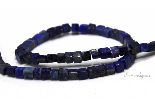 Lapis Lazuli kralen  ca. 5mm