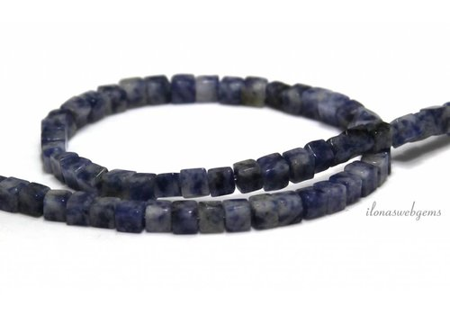 Sodalite beads about 5mm