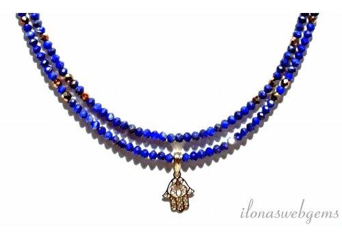 Inspiration: Halskette aus Lapis Lazuli